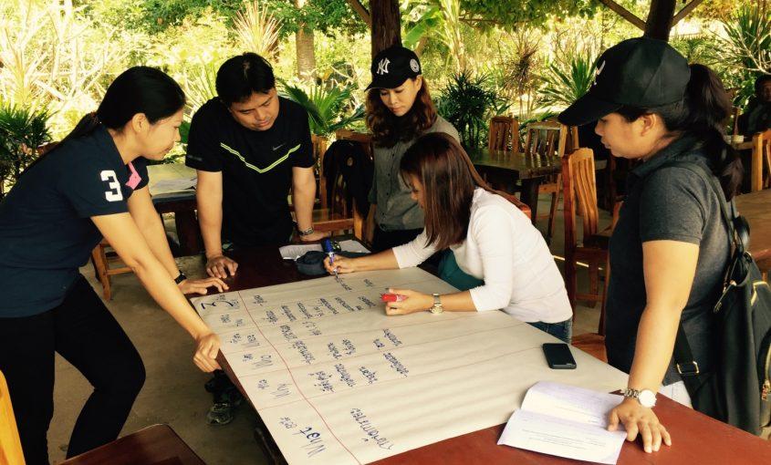 โครงการการปฐมพยาบาลเบื้องต้นสำหรับนักเรียนและประชาชนทั่วไป ณ โรงเรียนบ้านเกาะพะลวย